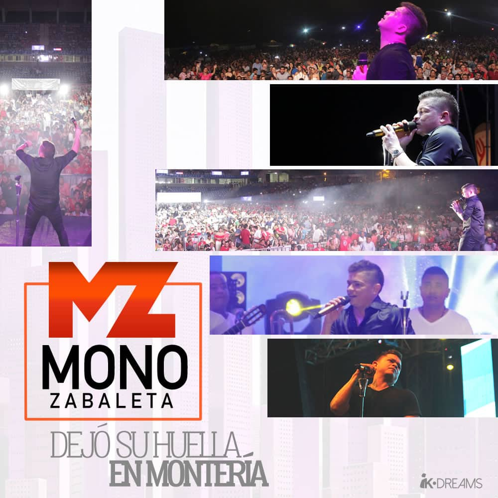 Mono Zabaleta dejó su huella en Montería