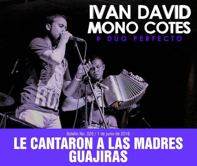 Iván David Villazón & Mono Cotes