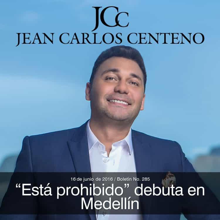"""Está prohibido"" debuta en Medellín"
