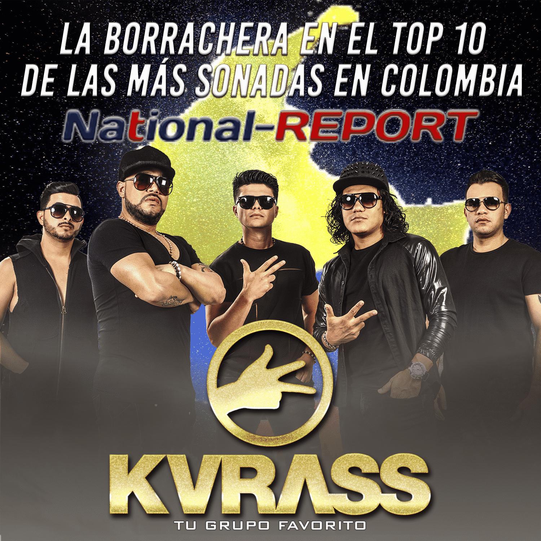 La Borrachera En El Top 10 De Las Más Sonadas En Colombia