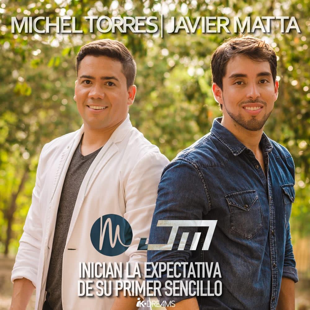 Michel Torres y Javier Matta Inician La Expectativa De Su Primer Sencillo