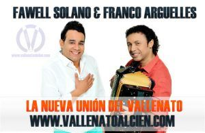 Fawell Solano y Franco Arguelles