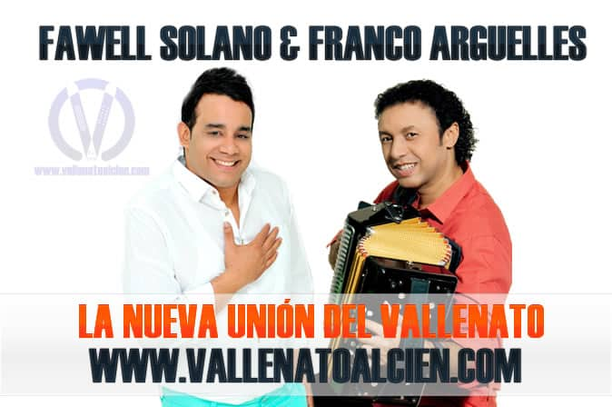 Fawell Solano y Franco Arguelles