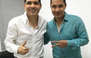 Peter Manjarrés & Jimmy Zambrano