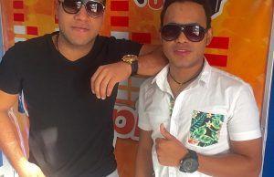 Cesar del Valle & Harold Martínez via @Vallenatoalcien