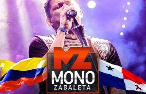 MONO ZABALETA ¡INTERNACIONAL!: cuatro presentaciones en Colombia y una en Panamá