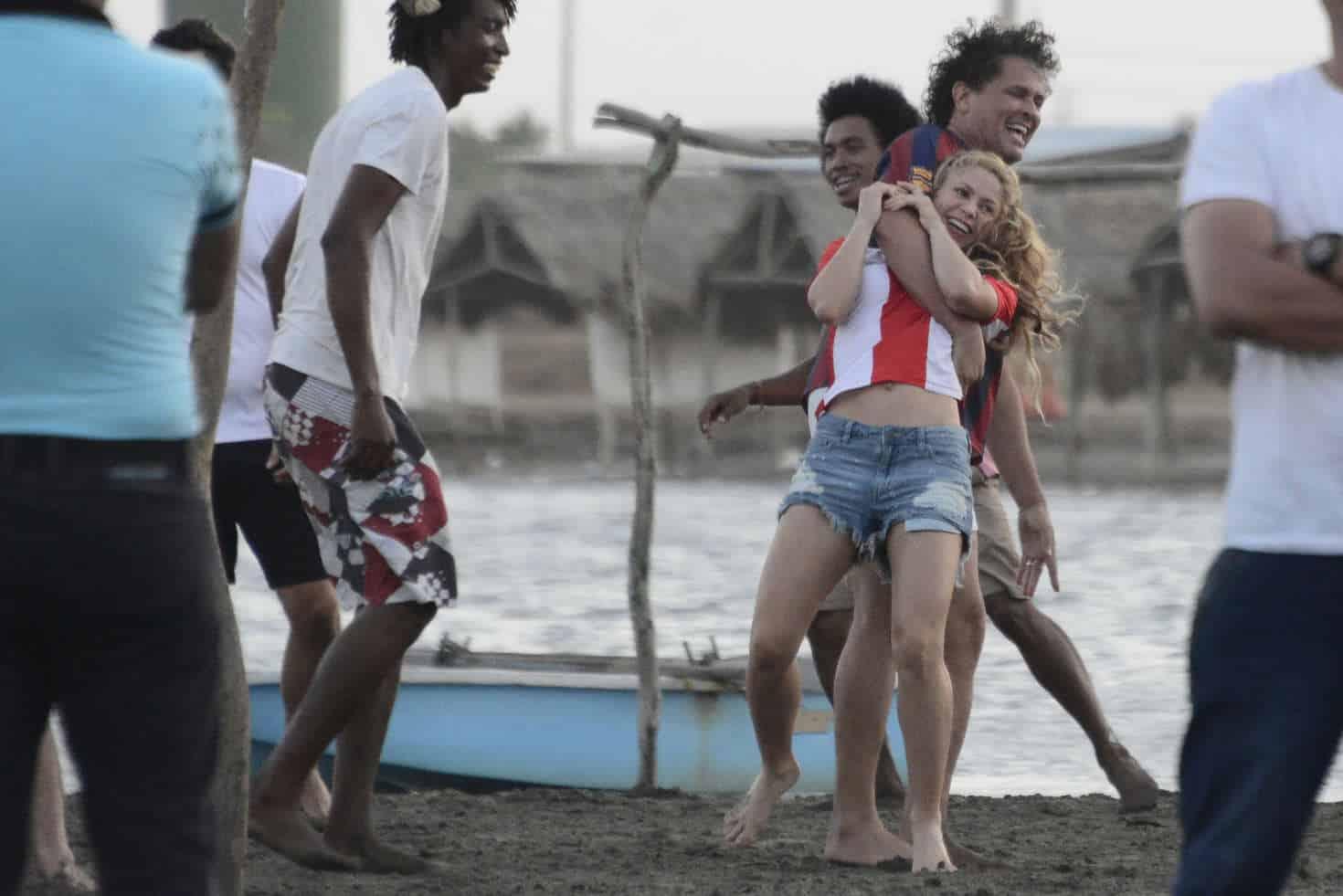 Video la bicicleta Shakira y Carlos Vives