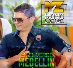 Mono Zabaleta en el verde Medellín