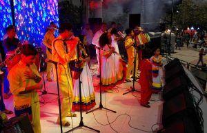 niños del vallenato Festival de la Loma
