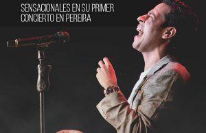 Martín Elías & Rolando Ochoa sensacionales en su primer concierto en Pereira