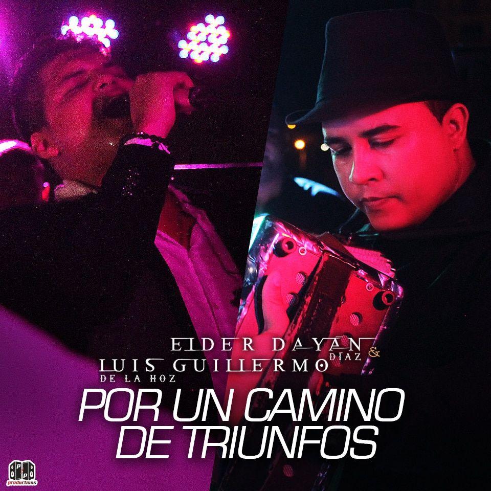 Por un camino de triunfos Elder Dayan Diaz y Luis Guillermo de la Hoz