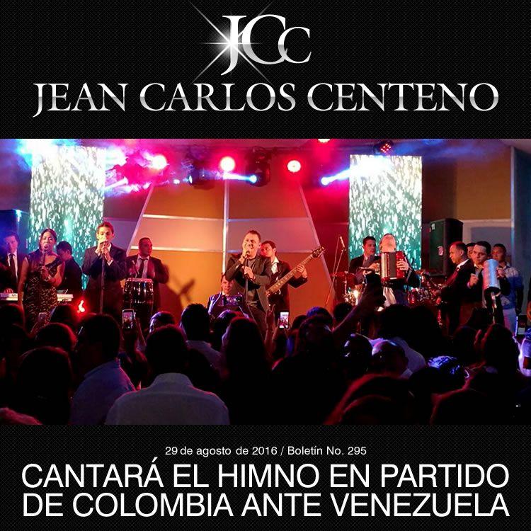 Himno de colombia Jean Carlos Centeno