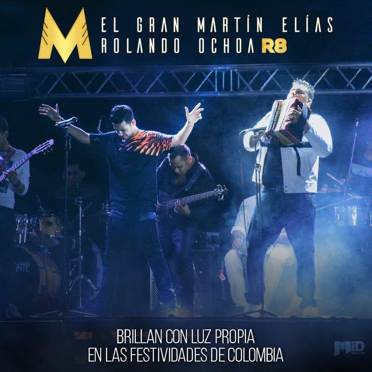 Martin Elias & Rolando Ochoa