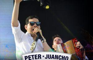 Peter Majarrés y Juancho de la Espriella