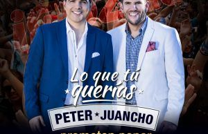 Peter Manjarrés y Juancho de la Espriella pondran a gozar a toda colombia