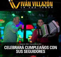 Iván Villazon