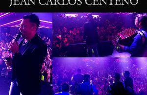 Jean Carlos Centeno llenando sus conciertos