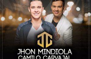 Noviembre, Mes Lleno De Bendiciones para Jhon Mindiola y Camilo Carvajal