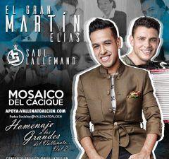 Mosaico Diomedes Martin Elias y Saul Lallemand via @Vallenatoalcien