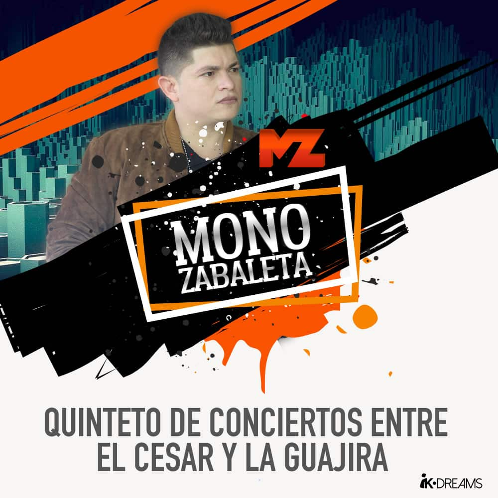 Mono Zabaleta y Daniel Maestre