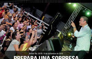 Iván Villazón prepara sorpresa musical para fin de año