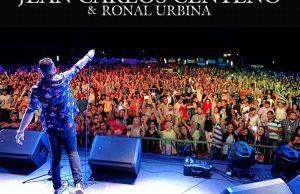 Jean Carlos Centeno de súper gira | Vallenatoalcien.com