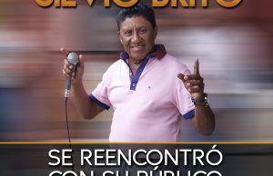El cierre del año 2016 que estuvo lleno triunfos, será para Silvio Brito por el norte, nororiente y centro de Colombia, donde estará cantando por distintos destinos todos sus éxitos.