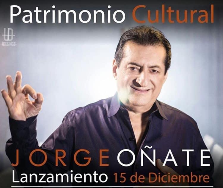 Jorge Oñate patrimonio cultural