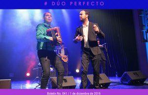 IVÁN DAVID & MONO COTES embajadores del vallenato en Uruguay