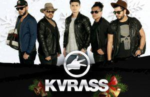 Las fiestas de fin de año al ritmo de Kvrass