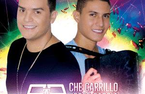 Che Carrillo trabajando en su nueva producción musical