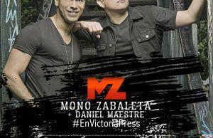 Mono Zabaleta y Daniel Maestre en victoria