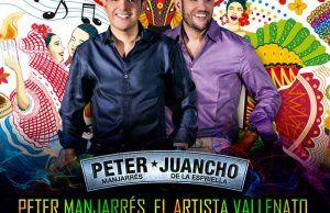 Peter el artista vallenato de los Carnavales 2017