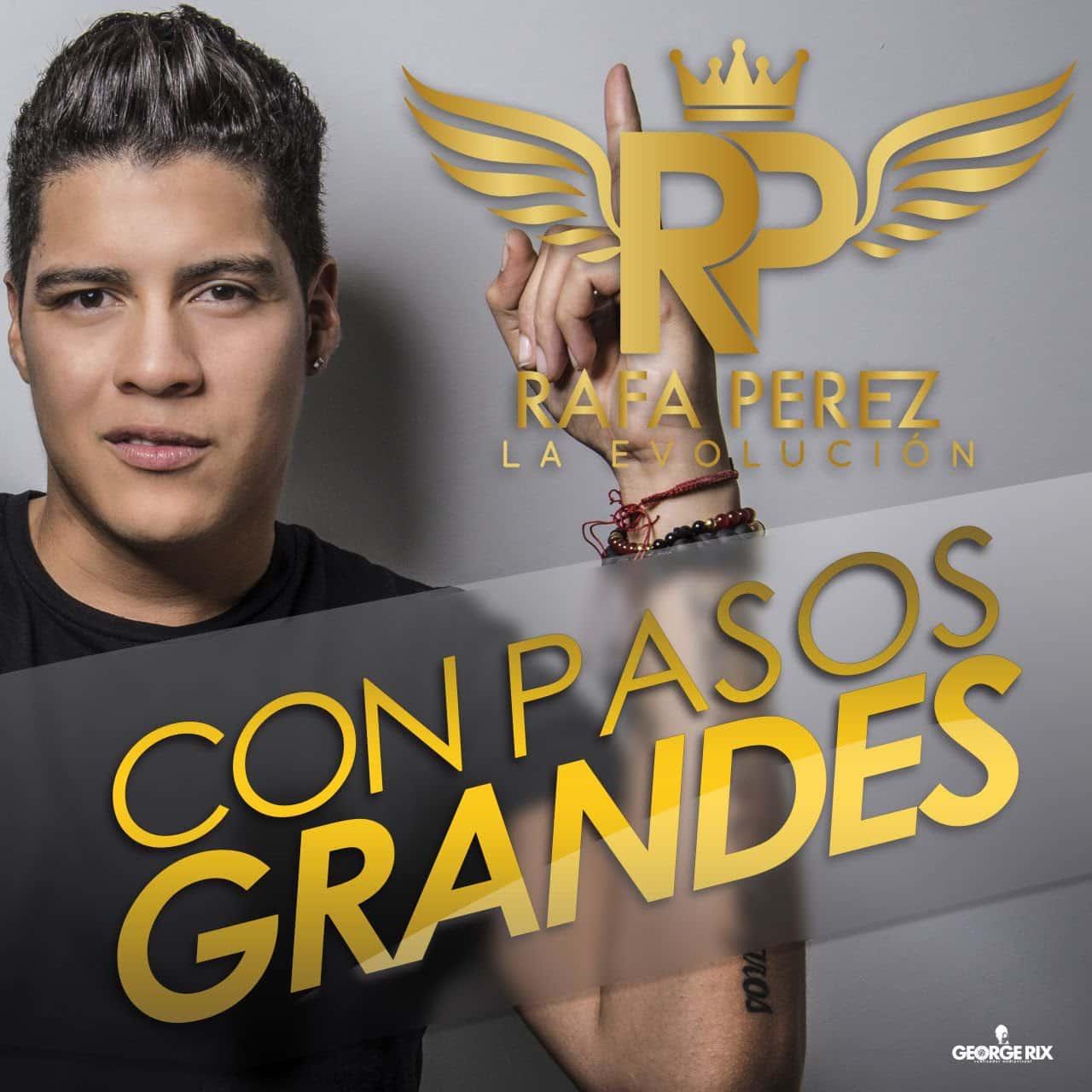 Rafa Pérez con grandes pasos