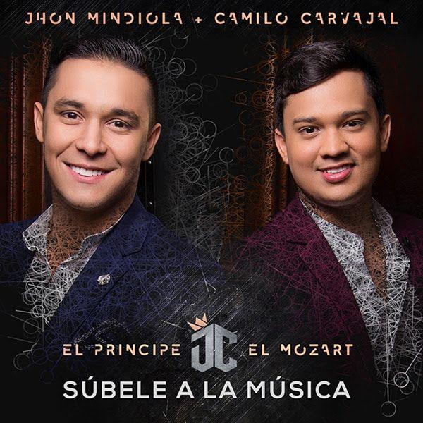 Súbele a la música Jhon Mindiola