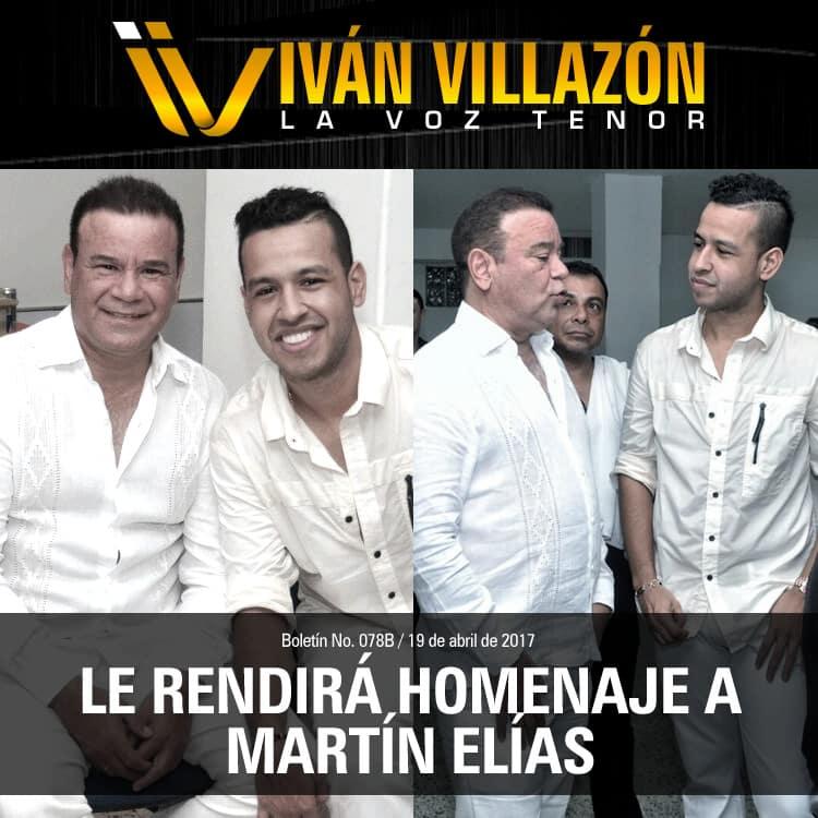 Iván Villazón & Saúl Lallemand