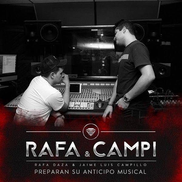 Rafa Daza y Jaime Luis Campillo