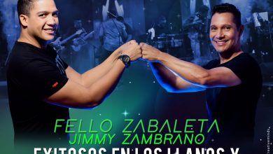 Fello Zabaleta y Jimmy Zambrano