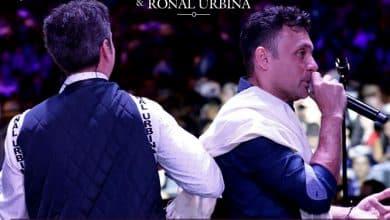 Jean Carlos Centeno y Ronald Urbina