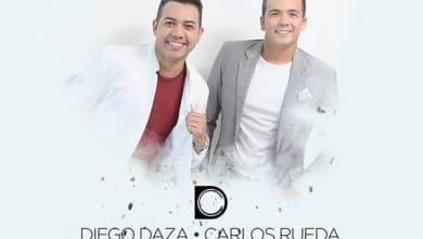 Diego Daza y Carlos Rueda recolectando canciones