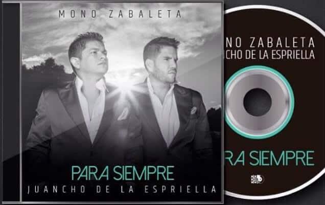Para Siempre Mono Zabaleta y Juancho de la Espriella Via @Vallenatoalcien