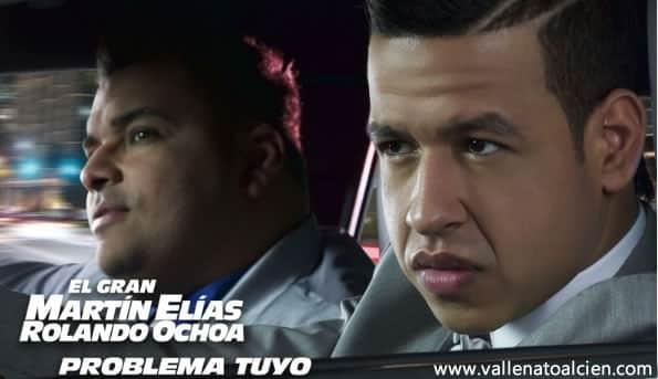 El Gran Martin Elias & Rolando Ochoa Problema Tuyo