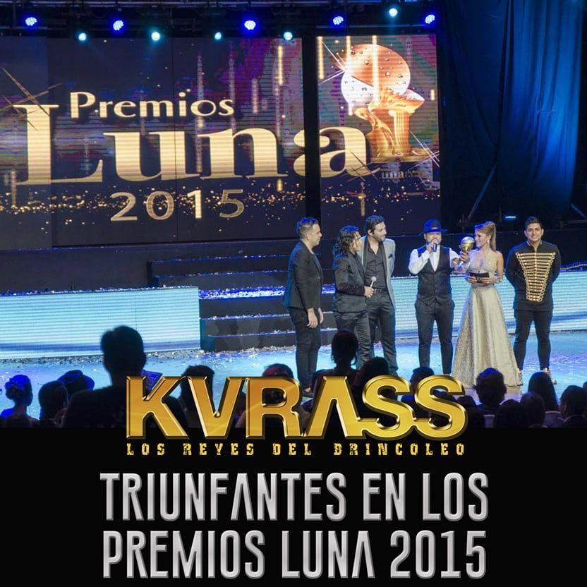 Los Premios Luna 2015