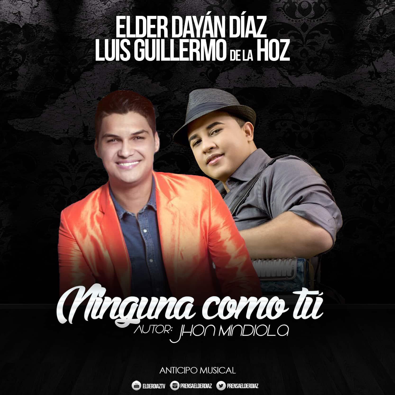 Descarga Ninguna como tú Elder Diaz
