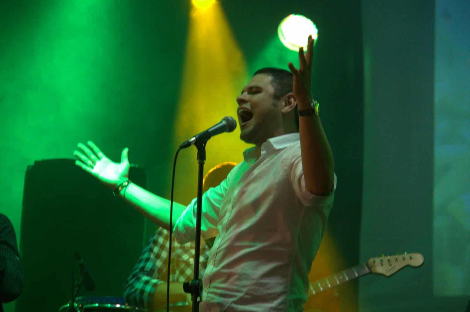 Luifer Cuello inicia gira de medios en Bogotá