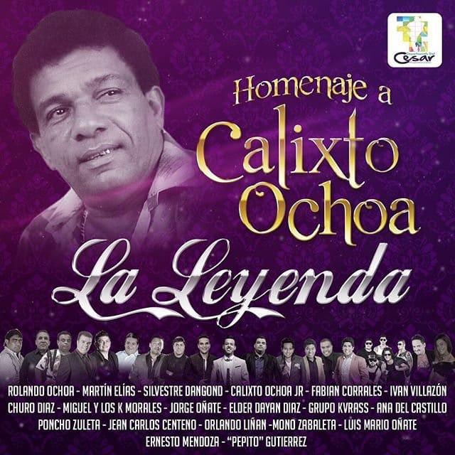 Descarga Homenaje a Calixto Ochoa La leyenda