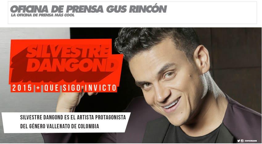 SILVESTRE DANGOND, el protagonista del género vallenato en Colombia