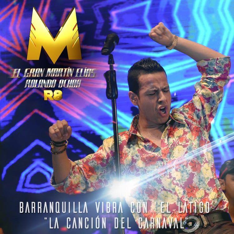 """Barranquilla Vibra con 'El Látigo', """"La Canción del Carnaval"""""""