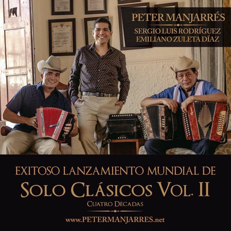 Exitoso lanzamiento de Solo Clasicos Vol.2