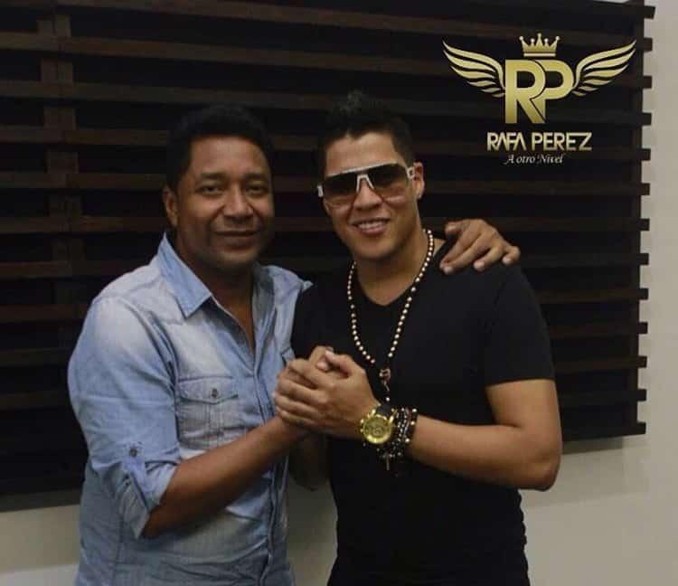 Rafa Peréz y Juan José Granados